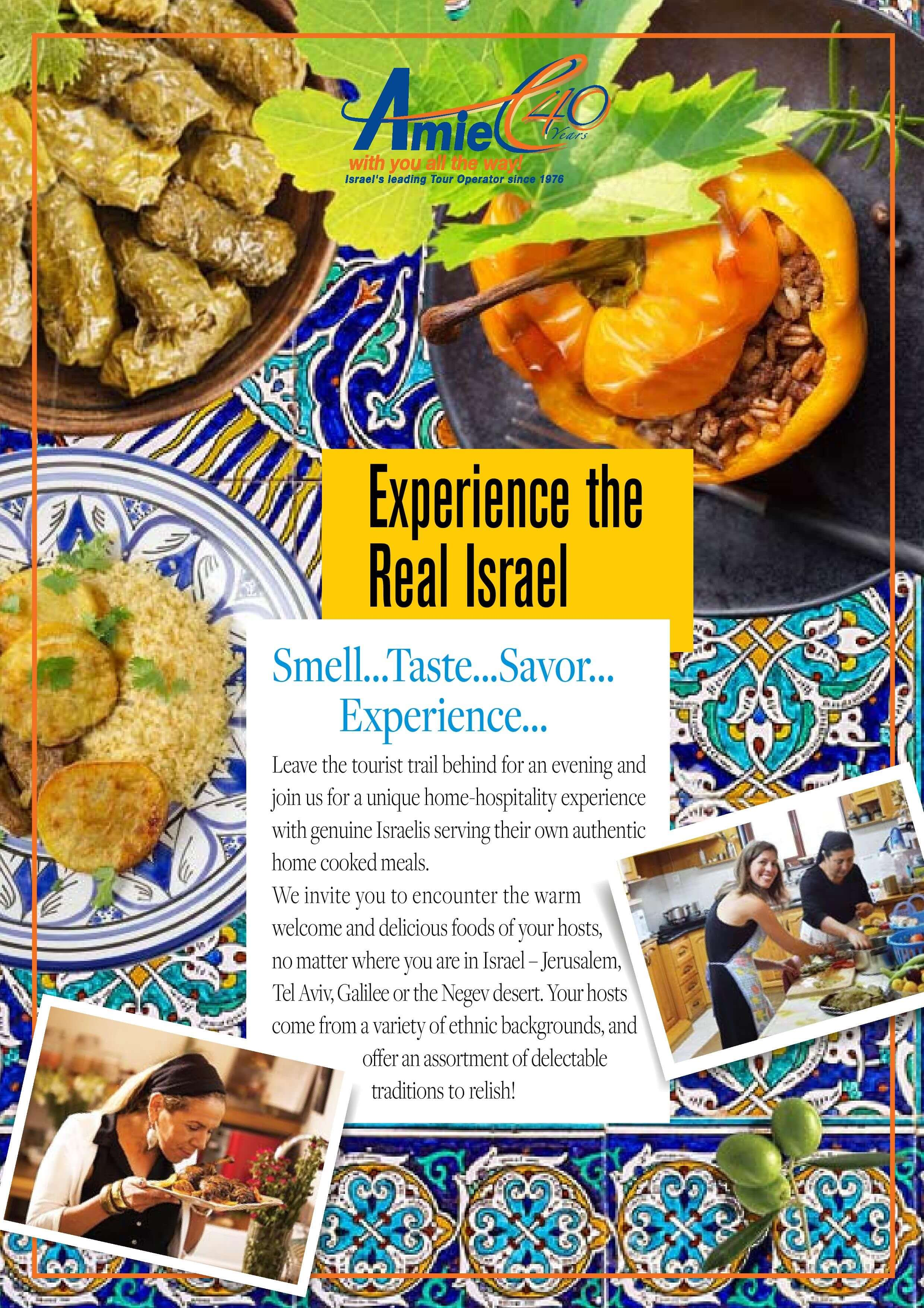 Experience the Real Israel