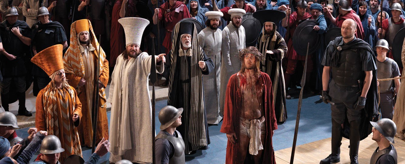 PRE OBERAMMERGAU TOUR TO ISRAEL